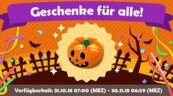 Frohes Halloween!