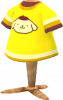 Pompompurin-Outfit