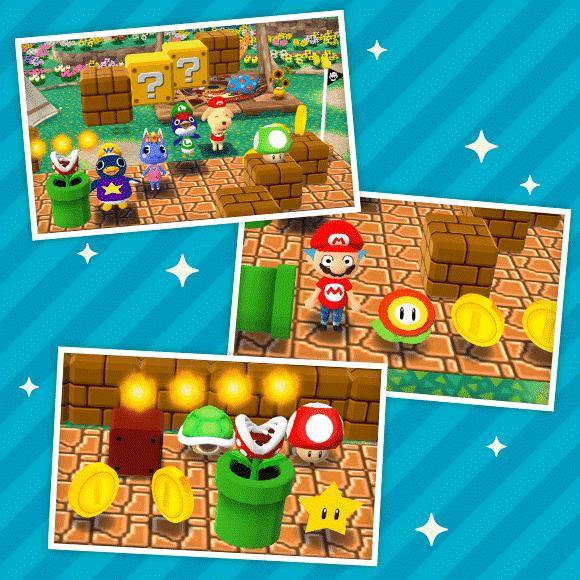Super Mario (Pocket Camp) - Animal Crossing Wiki