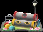 Röhren-Spielplatz Level 3
