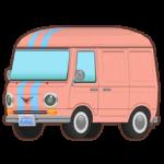 Rennstreifen Kleinbus