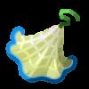 Fluss-Wurfnetz