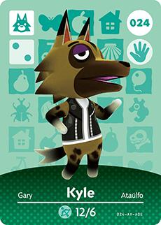 Animal Crossing Happy Home Designer Kyle