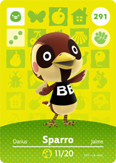 Nestor - Animal Crossing Wiki