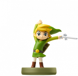 Toon-Link (The Wind Waker)