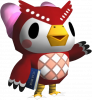 Eufemia in Animal Crossing: Wild World