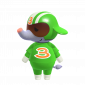 Benni in Animal Crossing: New Horizons