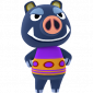 Bolle in Animal Crossing: New Leaf