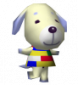 Doris in Animal Crossing: Wild World