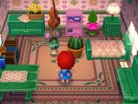 Inneneinrichtung Animal Crossing: New Leaf