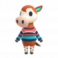 Friedel in Animal Crossing: New Horizons