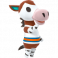 Friedel in Animal Crossing: New Leaf