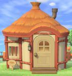 Außenansicht Animal Crossing: New Horizons