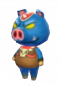 Ganon in Animal Crossing: New Leaf