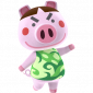 Luzie in Animal Crossing: New Leaf
