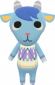 Morpheus in Animal Crossing: Pocket Camp