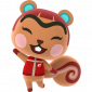 Nadine in Animal Crossing: New Leaf