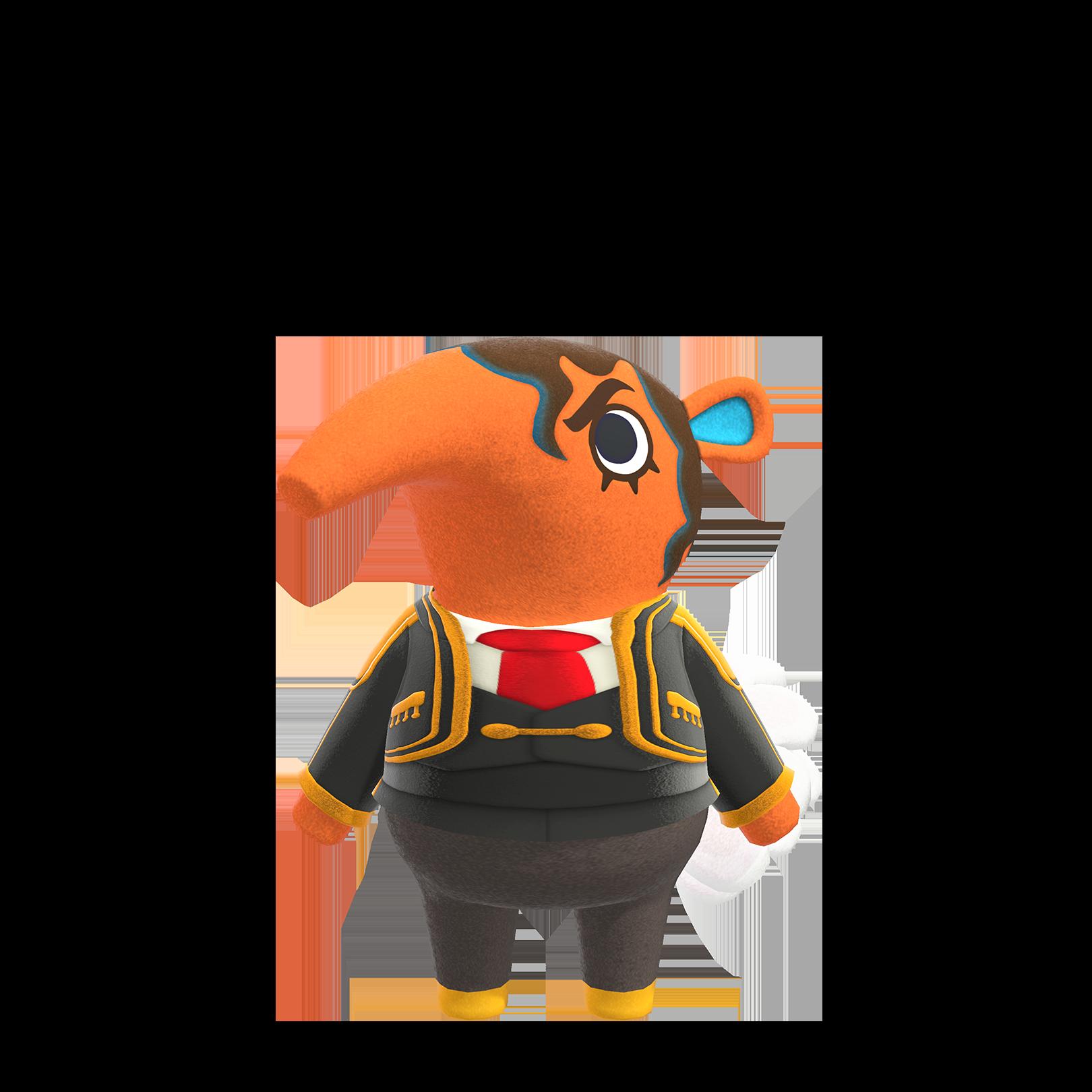 Olaf - Animal Crossing Wiki