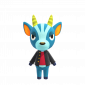 Oswald in Animal Crossing: New Horizons