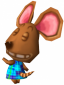 Pablo in Animal Crossing (GC)