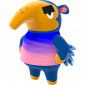Theo in Animal Crossing: New Leaf