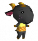 Zenobi in Animal Crossing: Wild World