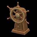 Piratenschiffssteuerrad