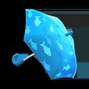 Fischschirm