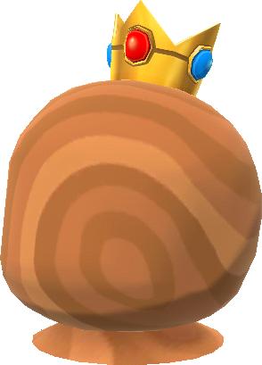 Peach Krone